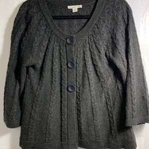 Pretty grey Colwater a creek sweater S